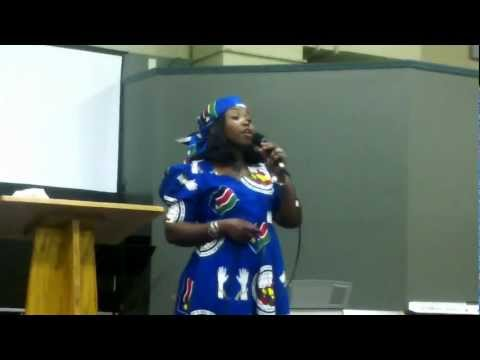 South Sudanese gospel music/ South Dakota USA posted by Marlesh Mbory