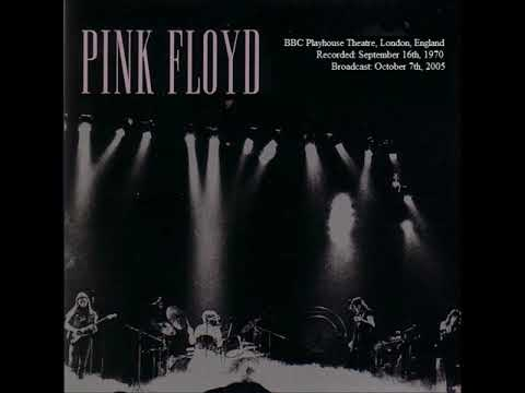 Pink Floyd - BBC Playhouse Theatre [1970]