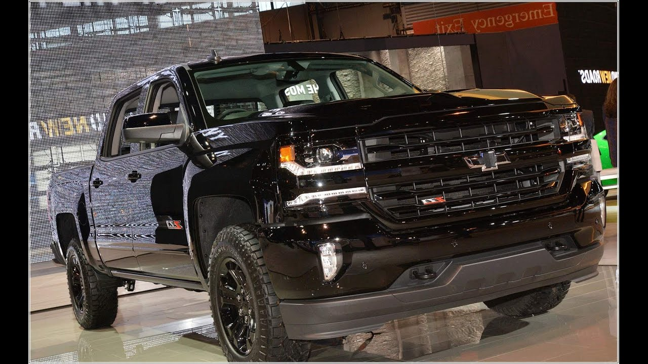 2017 chevrolet silverado 1500 ltz z71 4x4 midnight edition youtube. Black Bedroom Furniture Sets. Home Design Ideas