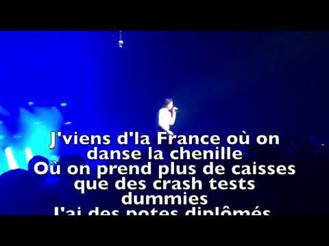 Stromae ft Orelsan La Pluie Paroles Et Lyrics.