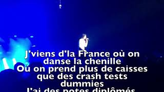 Stromae ft Orelsan La Pluie Paroles Et Lyrics.