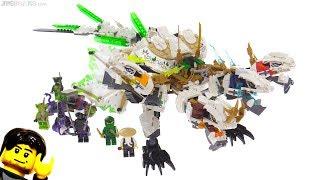 Baixar LEGO Ninjago Legacy Ultra Dragon review 🐲 70679