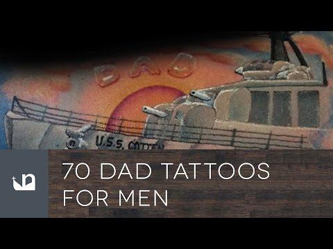 70 Dad Tattoos For Men