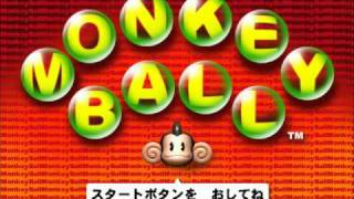 Monkey Ball OST - Fullmoon Night (World 4)