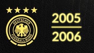 Länderspielsaison 2005/2006 - Alle Tore Deutschland
