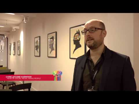 Chris Le'cand-Harwood about the future of social media