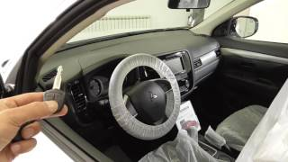Mitsubishi Outlander III Дистанционный запуск на базе систем Pandora(, 2016-06-05T11:07:34.000Z)