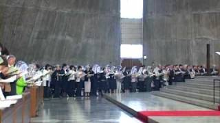 007 Actus paenitentialis  Solemn Pontifical Mass in Gregorian Chant