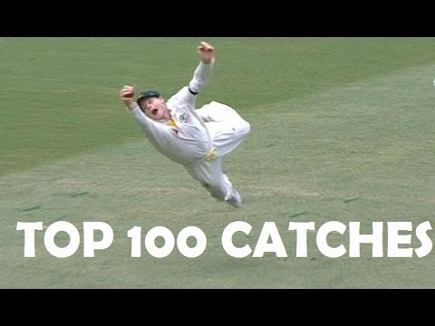Top 100 Catches In Cricket History ● Ultimate Catches Show HD