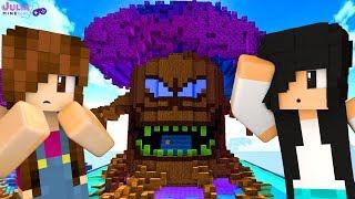 Minecraft Mundo Minegirl Arvore Malvada 10 Brasil Vlip Lv - roblox escape do hamburguer gigante escape a giant burger obby