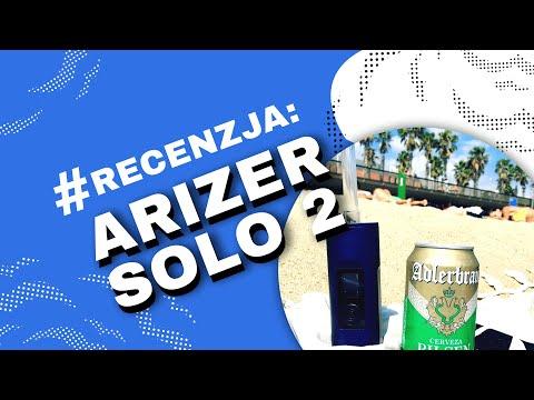 Arizer Solo 2 Vaporizer (Waporyzator) Video-Recenzja PL – VapoManiak [1080p]