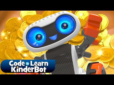 Code 'n Learn Kinderbot™ - Pirates And Treasure Chests | Cartoons For Kids | Fisher-Price