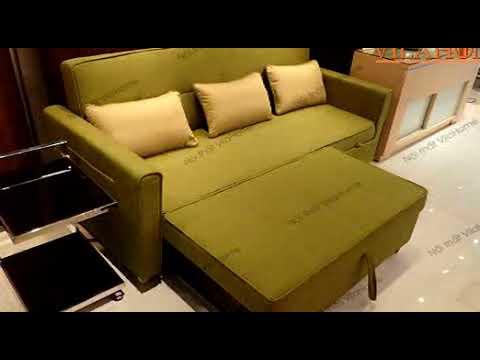 100 Mẫu Sofa Giường Xếp đẹp Tặng Gối Om Ban Tra đon Youtube