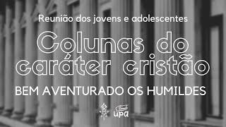REUNIÃO JOVENS E ADOLESCESNTES