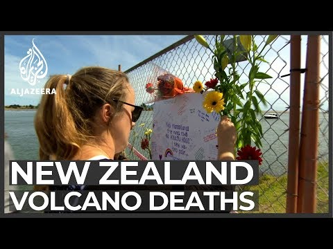 New Zealand volcano deaths rise, plan to retrieve bodies set