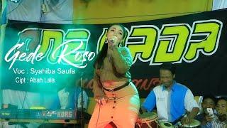 GEDE ROSO SYAHIBA SAUFA Electune One Nada ( Official Video)