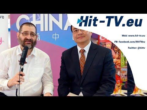ITB 2018: Interview mit Derek Lin - White Swan Hotel China