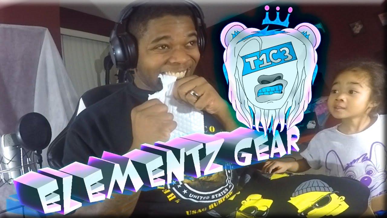 Download T1C3: ElementzGear UNBOXING