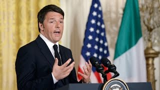 Renzi: Russia Is Absolutely Crucial