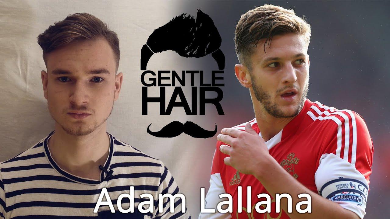 Galerry hairstyle adam lallana