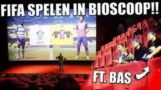 FIFA SPELEN IN BIOSCOOP!!