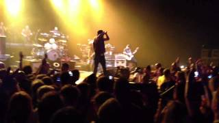 Kid Rock Celebrate Rebel Soul Hard Rock Casino in Hollywood Florida 12/30/2012
