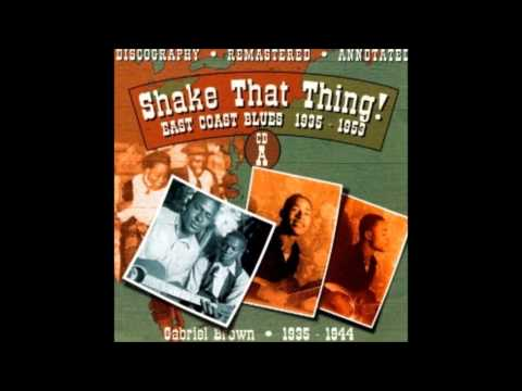 Shake That Thing! East Coast Blues -1935-53 - Disc A (1944 50)