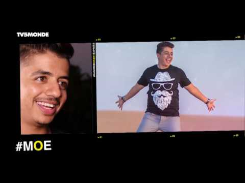 #MOE - Interview du chanteur Ihab Amir par Mohamed Kaci sur TV5MONDE