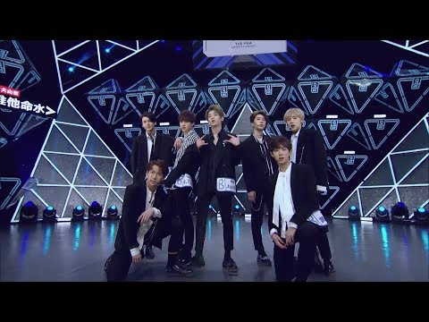 [No Cut] Idol Producer 1st Evaluation Performance: Yuehua Entertainment - EOEO (UNIQ Cover)