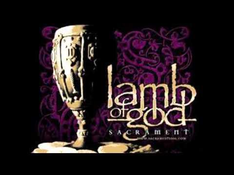 Lamb Of God - Descending - Sacrament HD With Lyrics