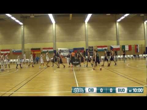Cibona Zagreb (CRO) - Basketball Academy Budapest (HUN)