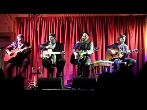 Kristian Bush - 'Love Or Money' (Live) CMA Songwriters Series - London