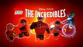 LEGO The Incredibles - Part 1 [UNDER-MINED] - Playstation 4 Gameplay, Walkthrough