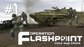 Thumbnail für das Operation Flashpoint: Cold War Crisis Let's Play