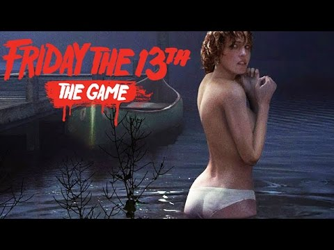Friday The 13th The Game German Gameplay - Jason mag sexy Frauen