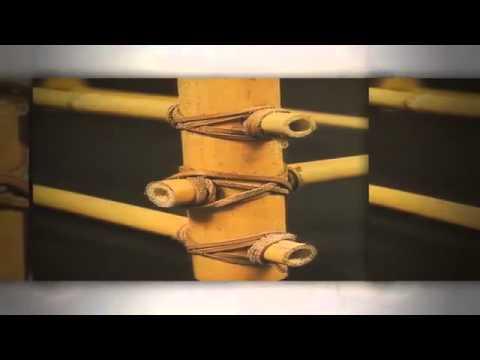 Como hacer muebles estilo oriental con bambu facilmente - Muebles de bambu ...