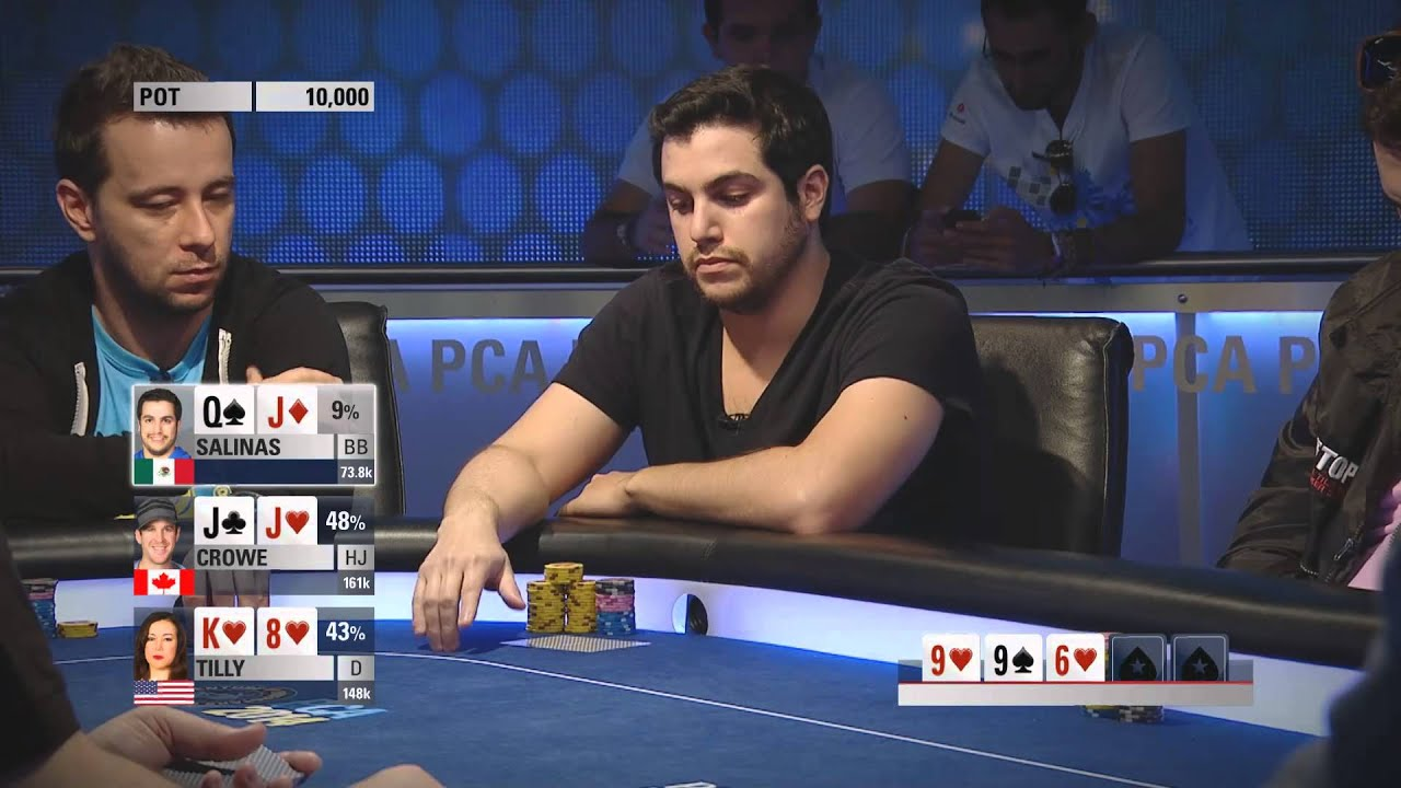 Youtube poker tournament videos omaha poker strategy pot limit
