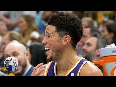 Devin Booker is NBA's best player who isn't All-Star or All-NBA - Jalen Rose | Jalen & Jacoby thumbnail