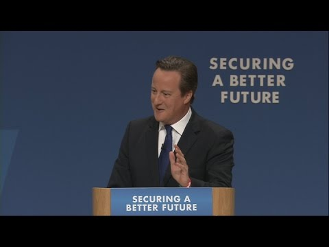 David Cameron's impression of William Hague | Channel 4 News