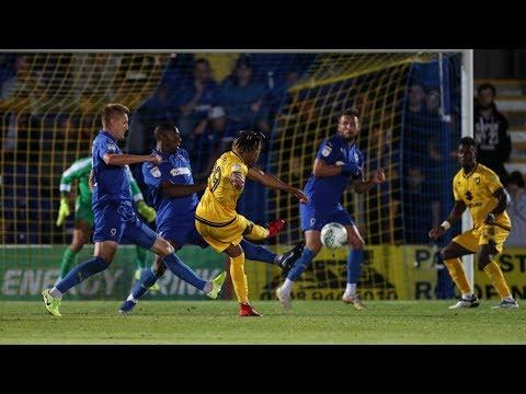 HIGHLIGHTS: AFC Wimbledon 2-2 (2-4) MK Dons