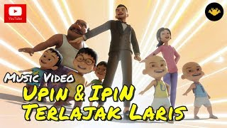 Video Upin & Ipin - Dato' Sri Aliff Syukri - Terlajak Laris (Official Music Video) download MP3, 3GP, MP4, WEBM, AVI, FLV Juli 2018