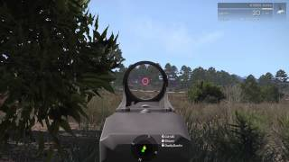 ARMA 3 - Mortars Right On Target