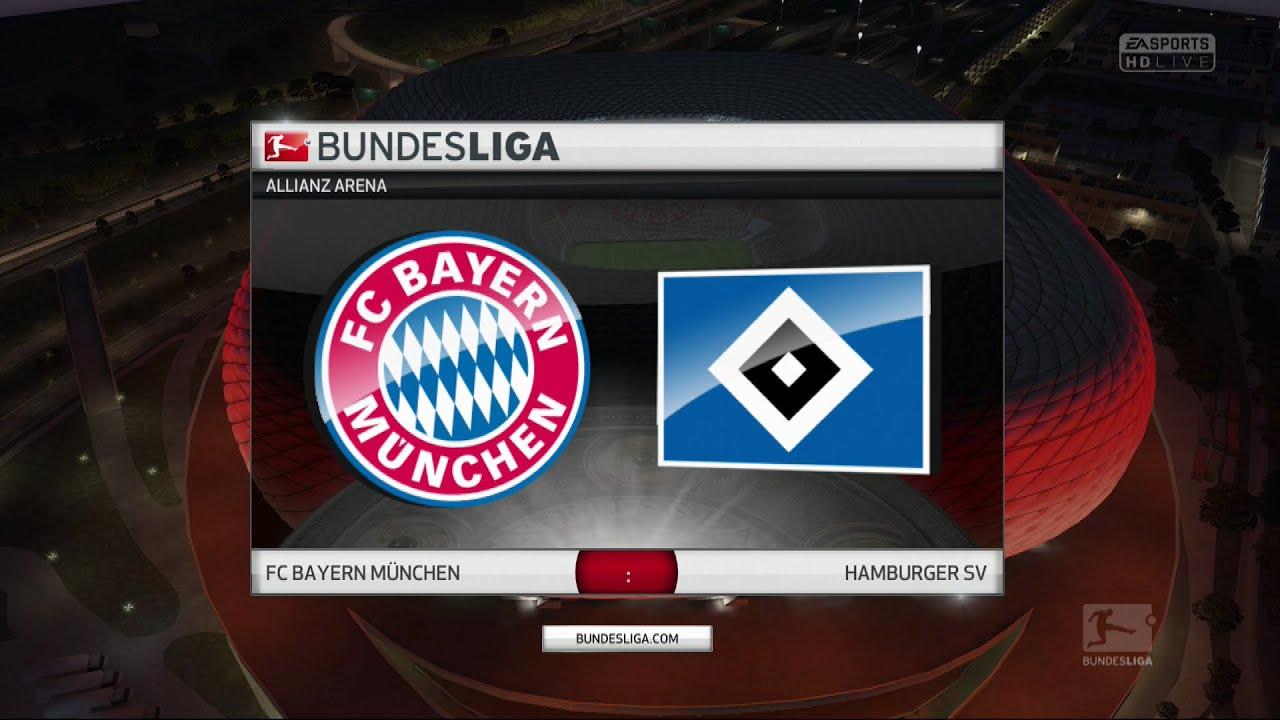 Bayern Hsv 8:0