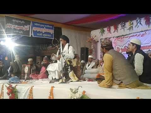 Mufti ANFASUL HASAN CHISHTI afaq husain mushairah kanpur
