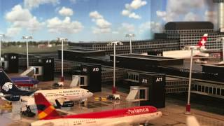 Video Aeropuerto en miniatura escala 1;400 download MP3, 3GP, MP4, WEBM, AVI, FLV Agustus 2018