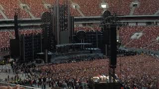 . Последнее дыхание перед Rammstein в России. Концерт-Лужники-Москва-29.07.2019