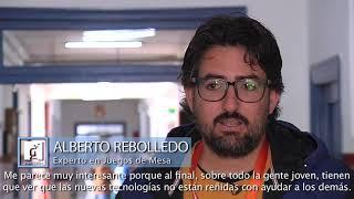 Alberto Rebolledo En La JamToday Sevilla 2019