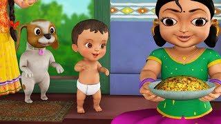 Mota Ranir kahini   Bengali Rhymes for Children   Infobells