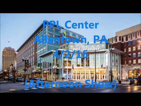 Monster Jam, 2016, PPL Center,  Allentown PA, 4/2/16, Afternoon (Full Show)