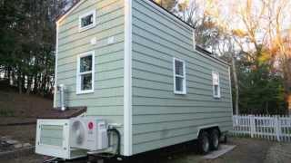 Introducing East Coast Tiny Homes: Builder's 1st Tiny House 'the Inaugural'